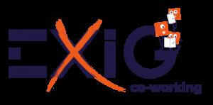 Logo de l'espace Coworking Exig
